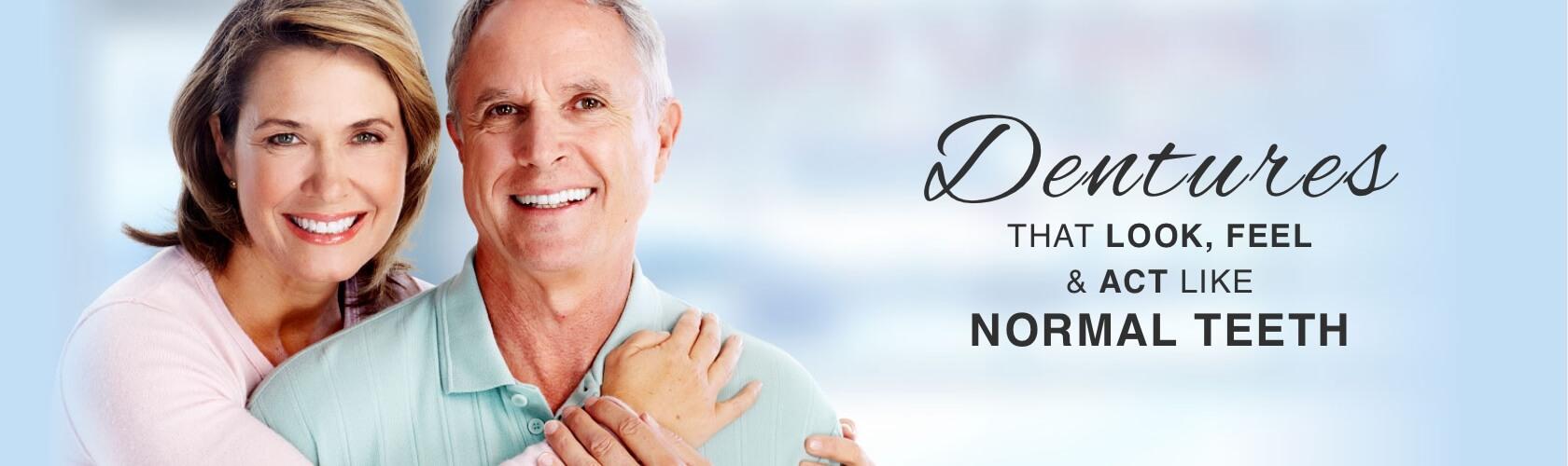 Affordable Dental Dentures
