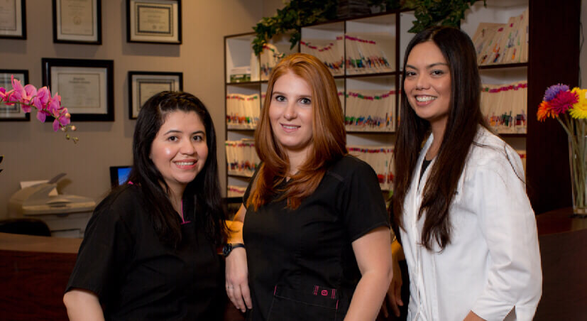 Topanga Dental Staff